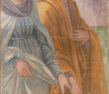 Saint Joseph and the Virgin Mary after the Wedding