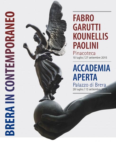 Brera in contemporaneo – Accademia aperta