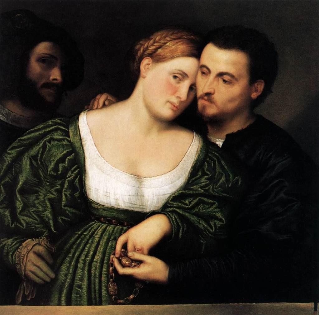 Eros e temi amorosi a Brera