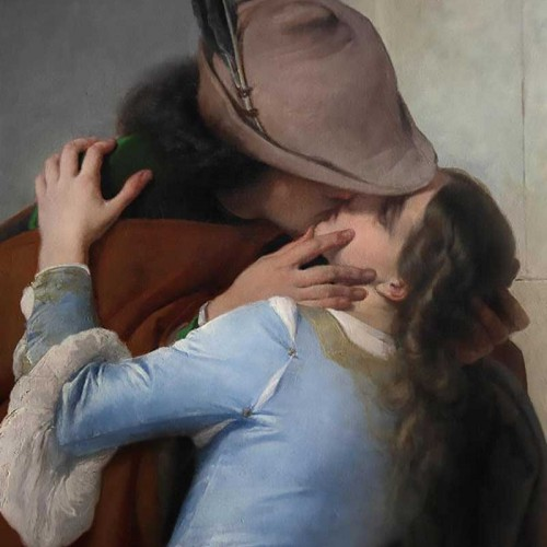 Hayez' THE KISS on loan