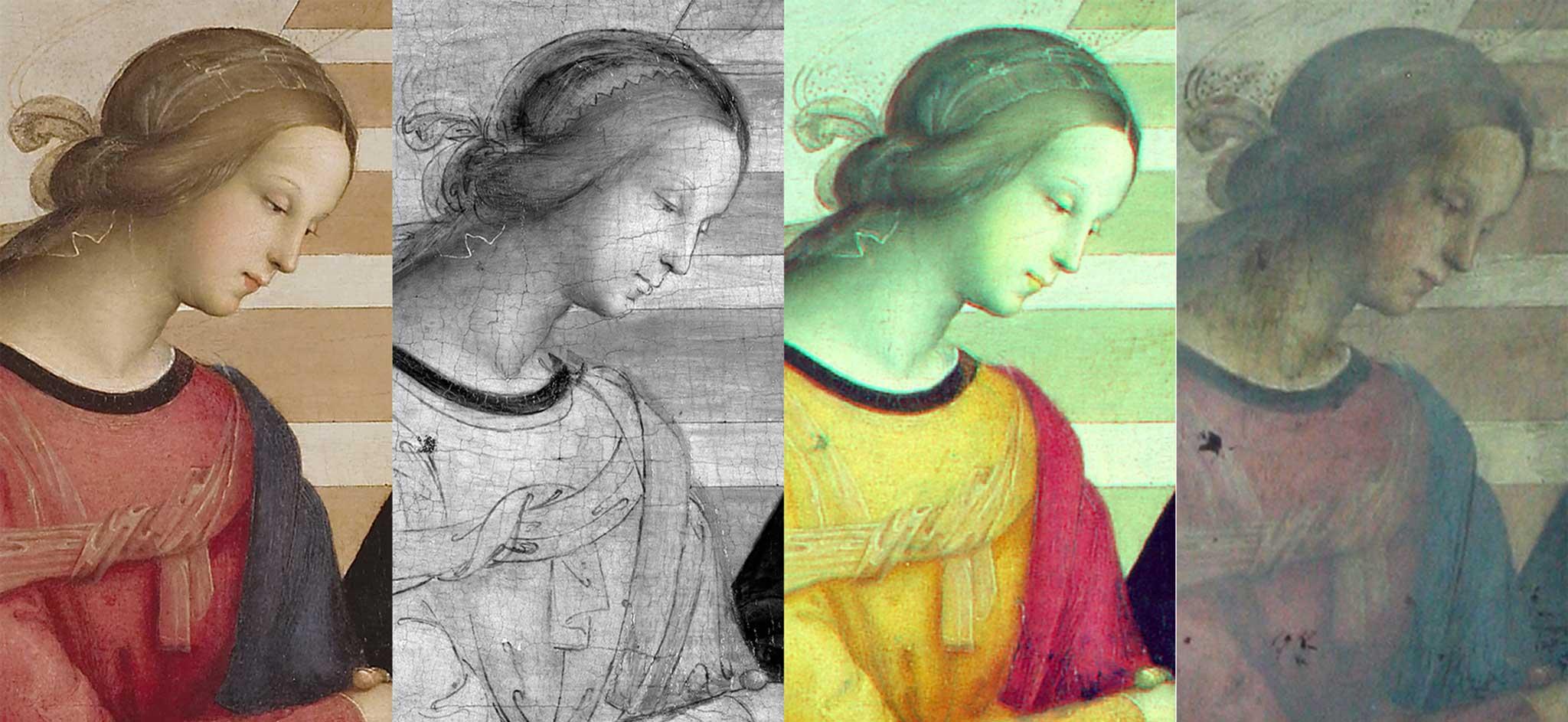 Il restauro dello <br><em>Sposalizio della Vergine</em> <br>di Raffaello