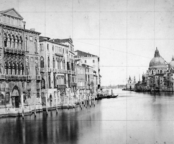 Veduta del Canal Grande a Venezia