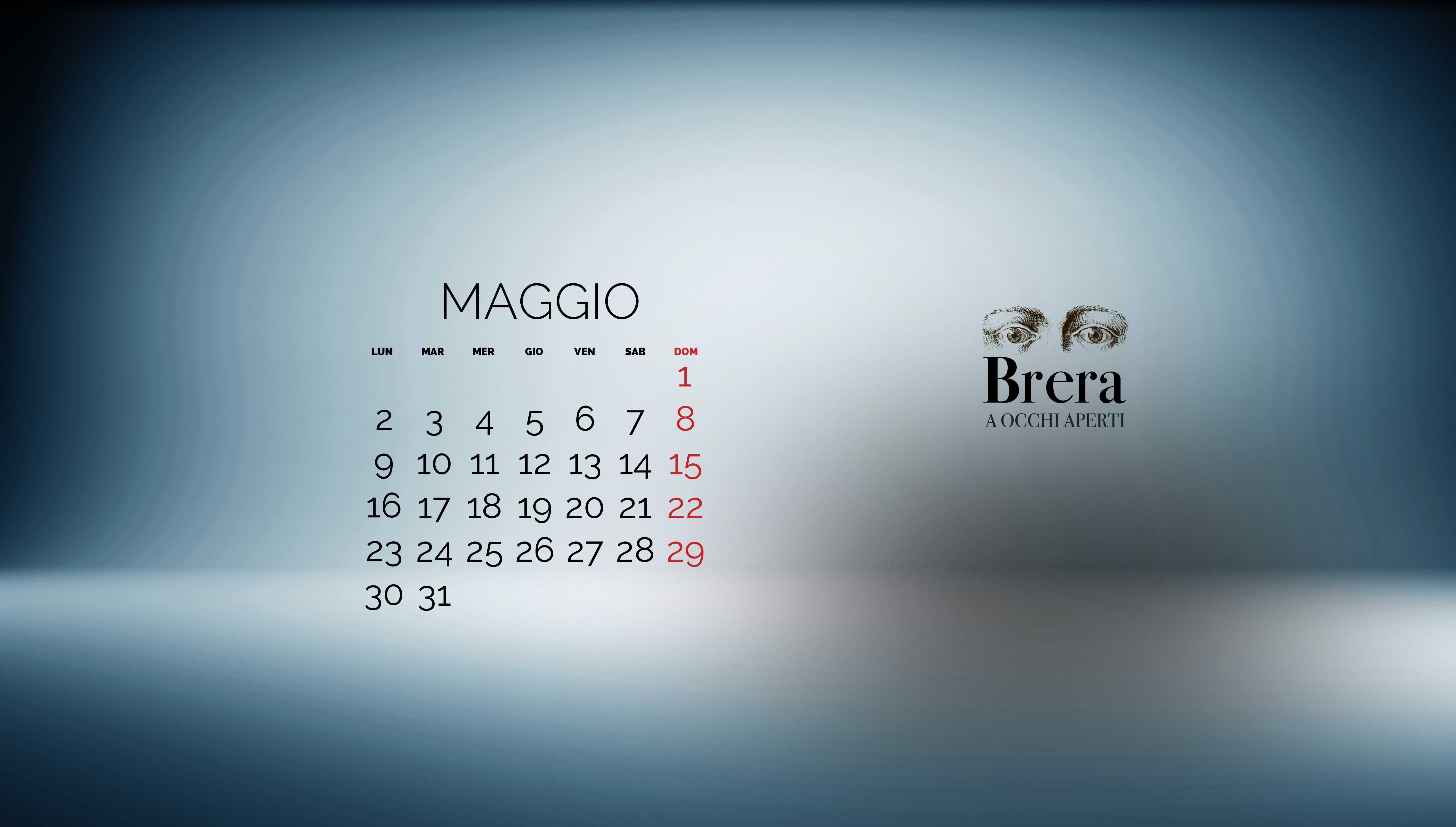 Maggio a Brera