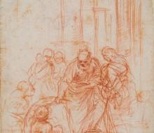 San Pietro che risana lo storpio