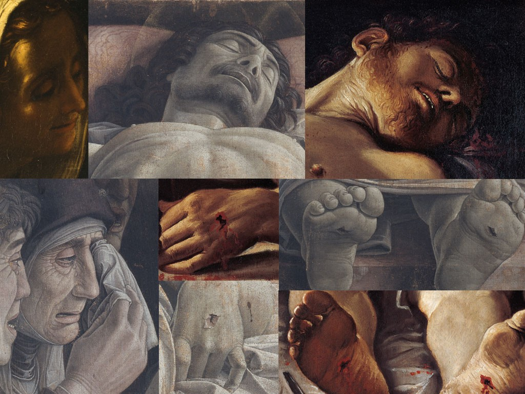 Intorno a Mantegna e Carracci