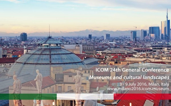 Brera partecipa a ICOM International Council of Museums Italia