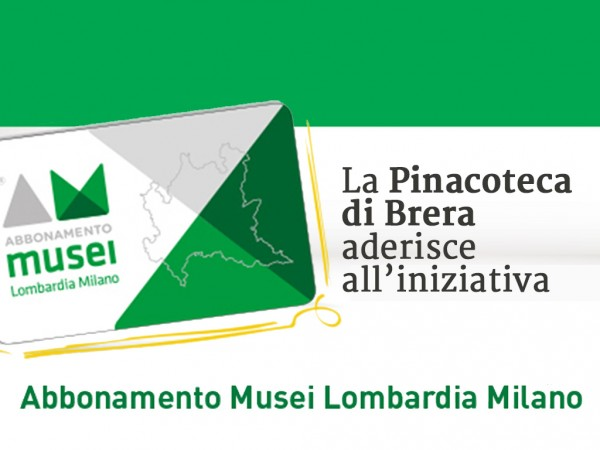 Abbonamento Musei Lombardia