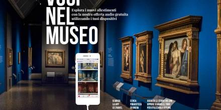<em>Voci nel museo</em>, le nuove audioguide gratuite della Pinacoteca di Brera