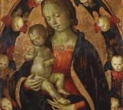 Madonna col Bambino e cherubini