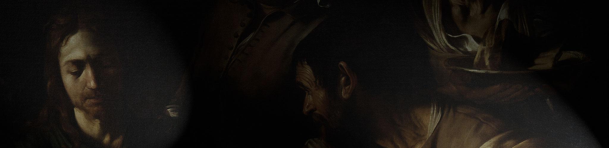 Terzo dialogo<br>&#8220;Attorno a Caravaggio&#8221;