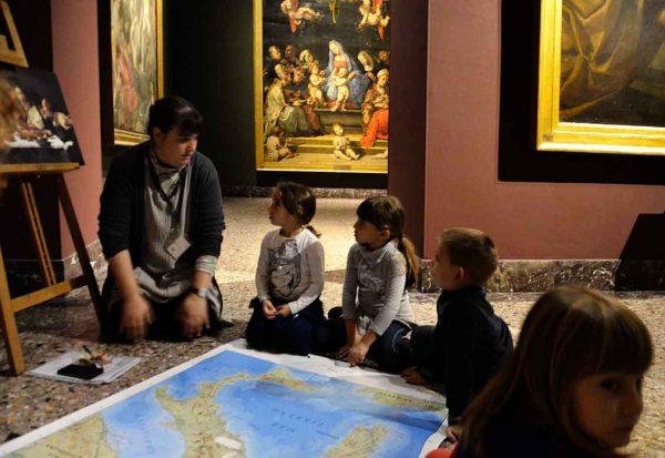 Il viaggio di Caravaggio
