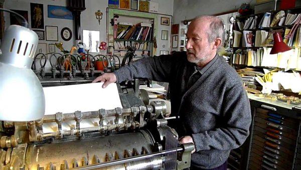 Alberto Casiraghy e la sua casa editrice Pulcinoelefante
