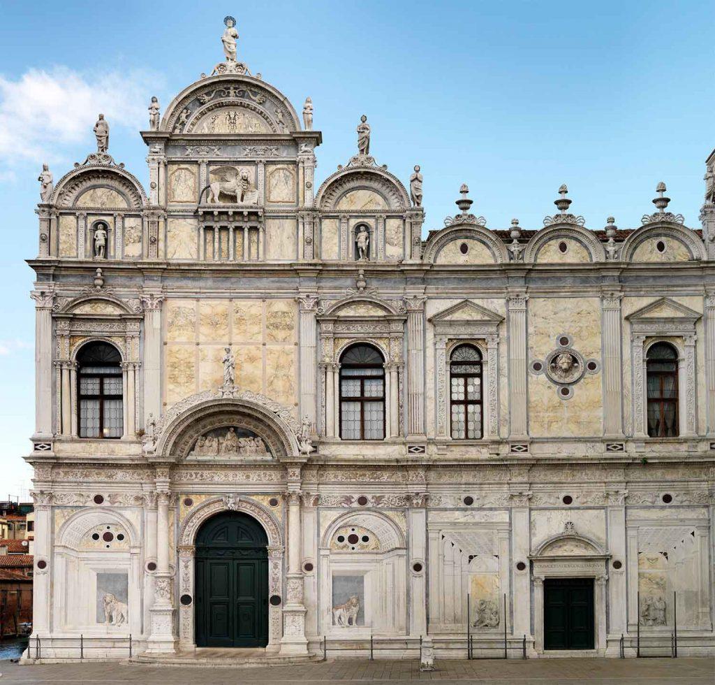 La scuola grande di san marco a venezia pinacoteca di brera - Biblioteca porta venezia orari ...