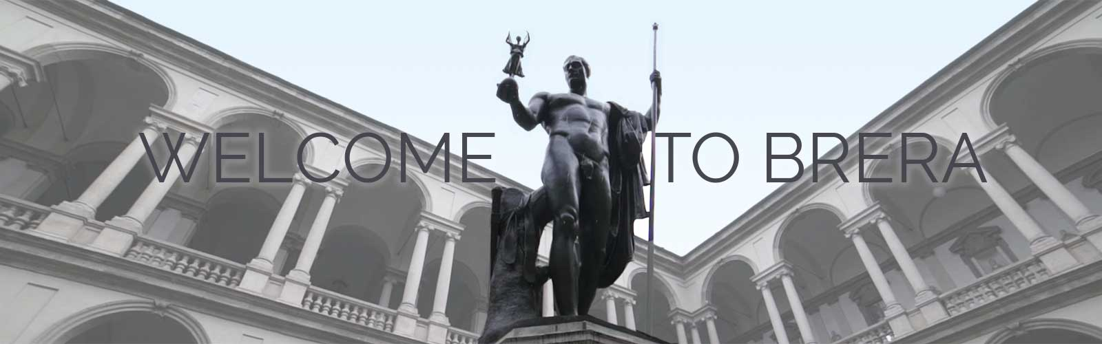 Welcome to Brera