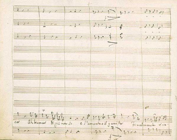 <em>La gazza ladra</em> di Gioachino Rossini<br>dal manoscritto alla scena