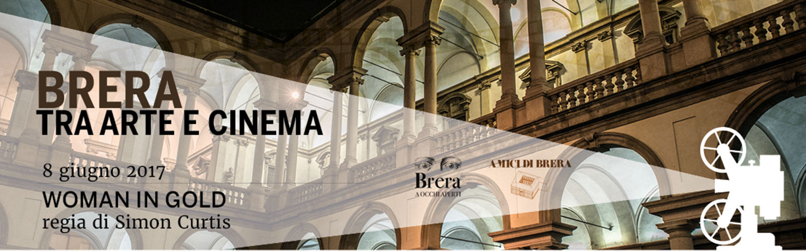 Brera tra Arte e Cinema<br><em> Woman in Gold</em>