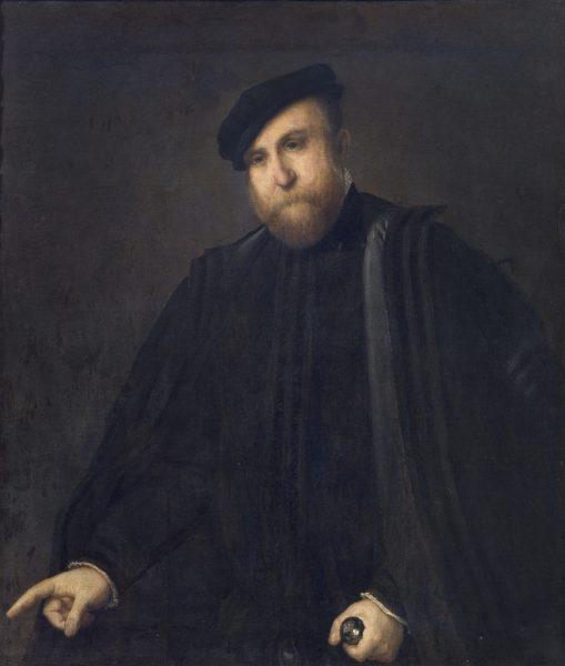 Ritratto di gentiluomo