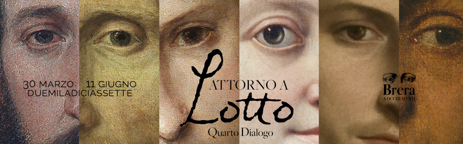 "Quarto dialogo ""Attorno a Lotto"" 