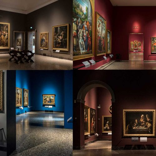 The fifth reinstallation of the Pinacoteca di Brera