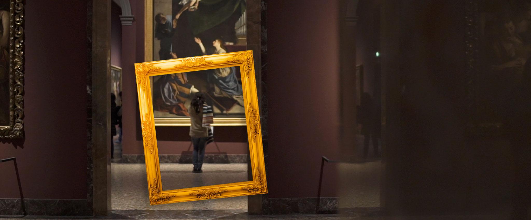 Benvenuti nel sito <br>della Pinacoteca <br>di Brera