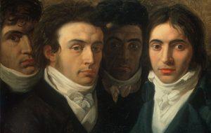 Giuseppe Bossi, <em>La cameretta portiana</em>, 1810-1815