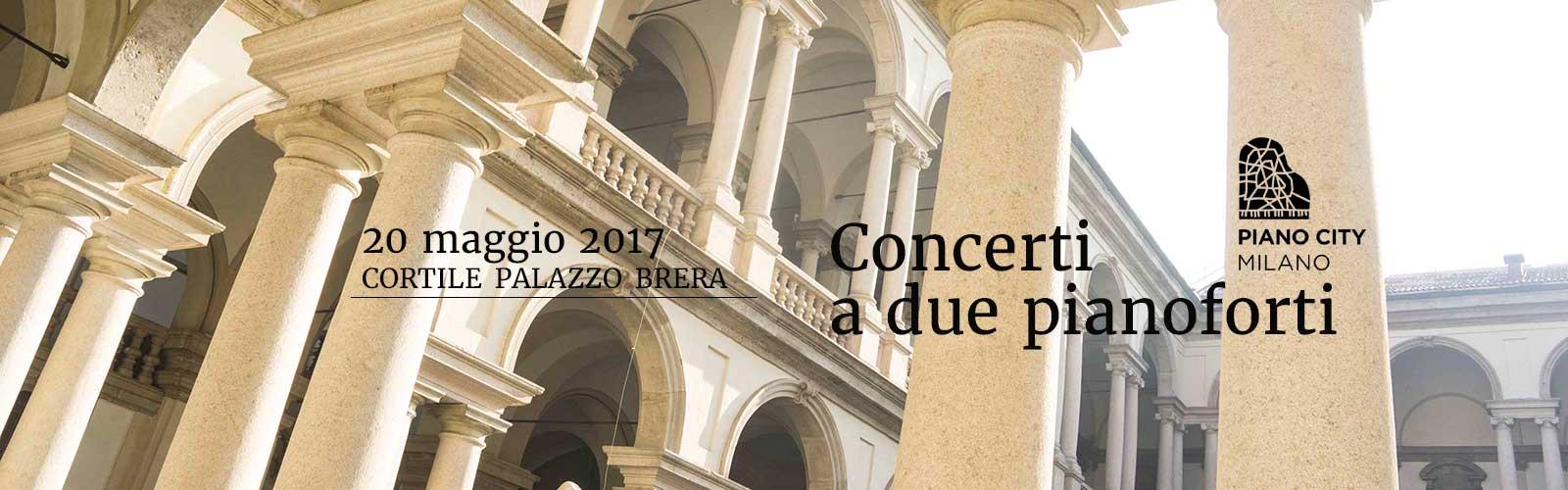Piano City Milano alla Pinacoteca di Brera