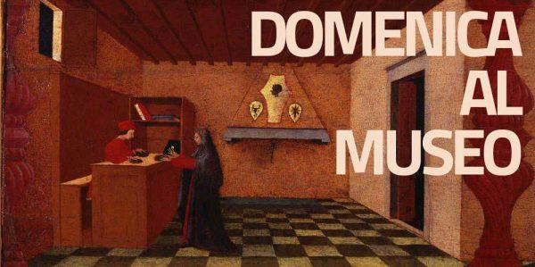 #domenicaalmuseo