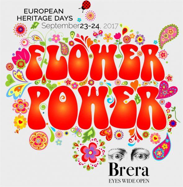 Flower Power<br> European Heritage Days 2017
