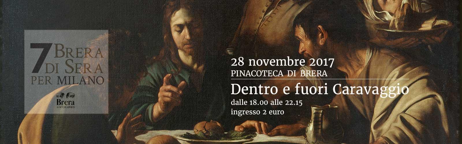 Dentro e fuori Caravaggio