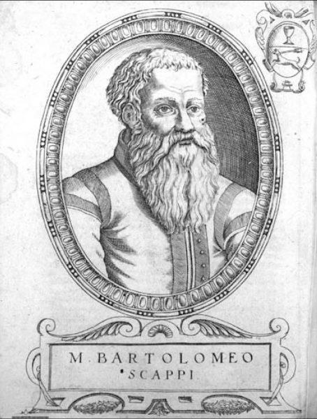 """Bartolomeo Scappi e il suo ricettario: un """"celebrity chef"""" e la gastronomia del Rinascimento"""