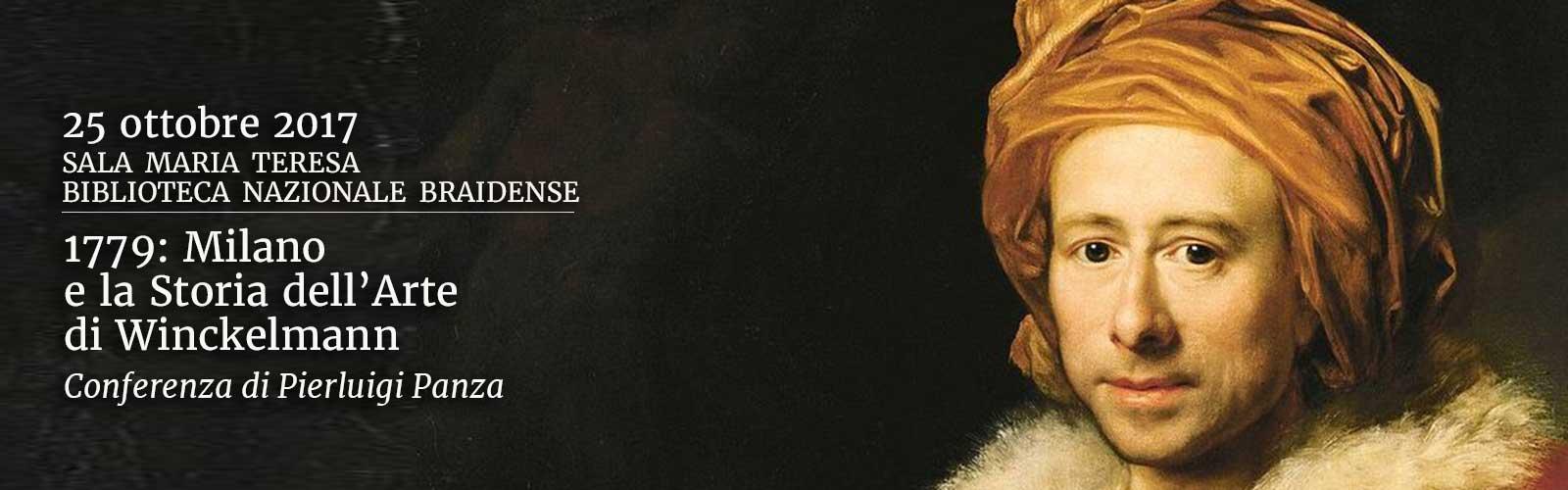 1779: Milano e la Storia dell'Arte di Winckelmann