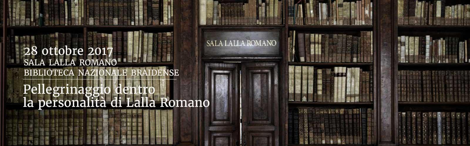 Pellegrinaggio dentro la personalità di Lalla Romano