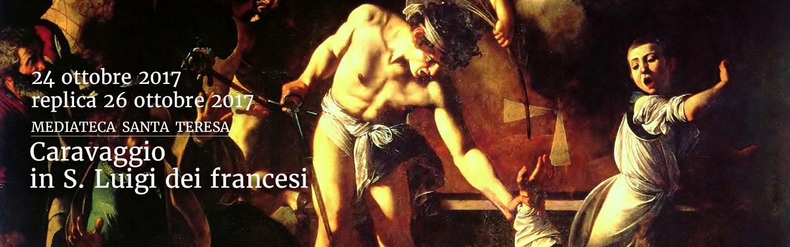 Caravaggio in S. Luigi dei francesi
