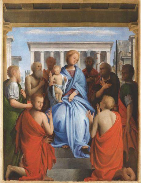 Bramantino e le arti nella Lombardia francese (1499–1525)