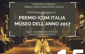 Premio ICOM Italia – Museo dell'anno 2017