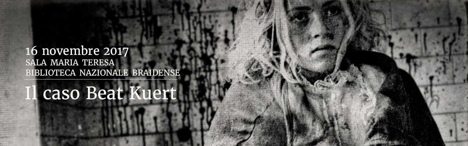 Il caso Beat Kuert