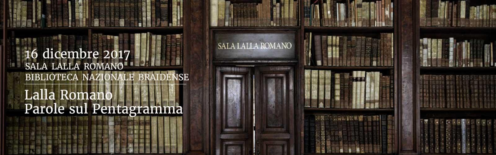 Lalla Romano Parole sul Pentagramma