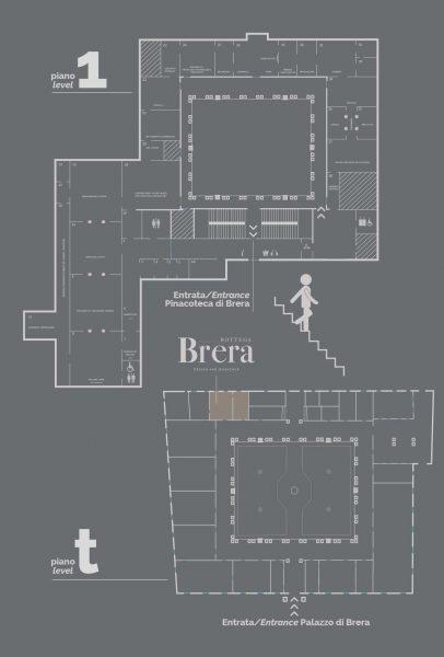 Pinacoteca-di-Brera-Bottega-pianta
