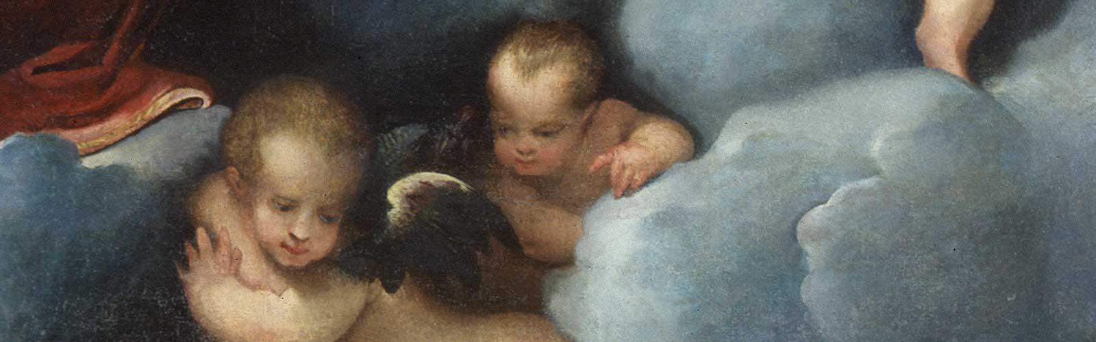 Attorno agli amori <br>Camillo Boccaccino <br>sacro e profano