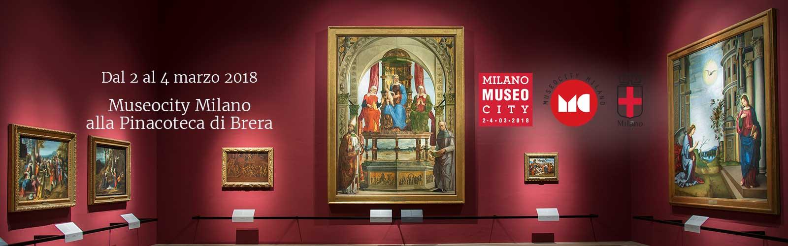 Speciale Museocity alla Pinacoteca di Brera