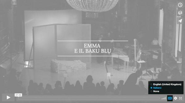 Pinacoteca-di-Brera-Emma-e-il-Baku-Blu-sottotitoli