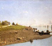 Giorno d'estate: la laguna a Mazzorbo