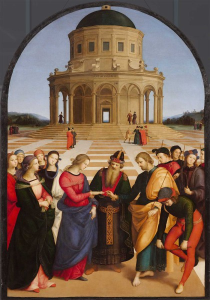 Restoring Raphael's <em>Marriage of the Virgin</em>