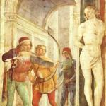 Foppa Martirio San Sebastiano