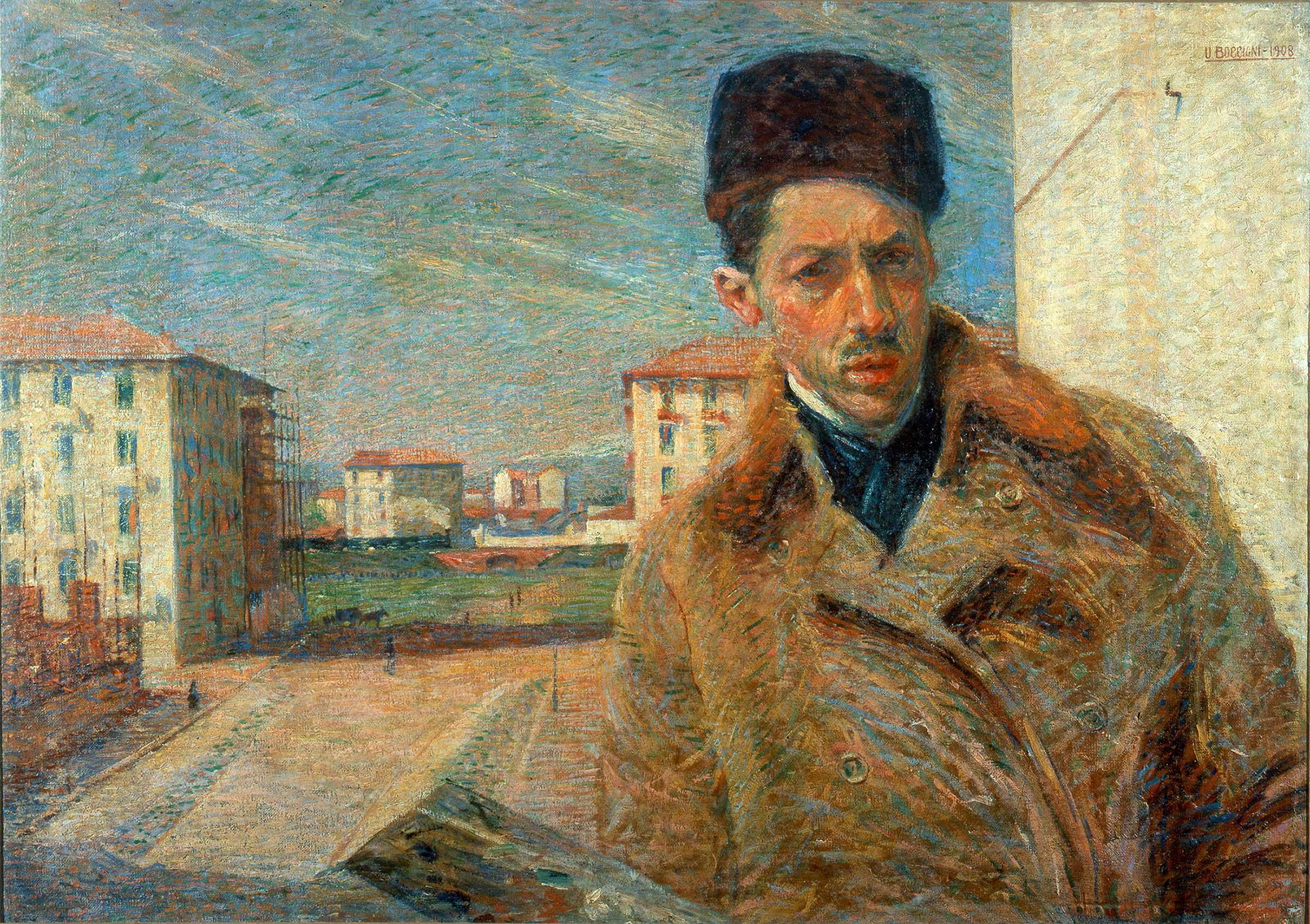 Self Portrait Pinacoteca Di Brera