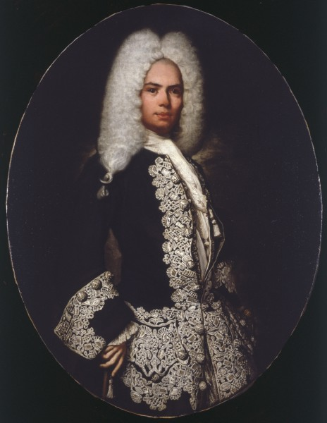 Portrait of Count Flaminio Tassi (?)
