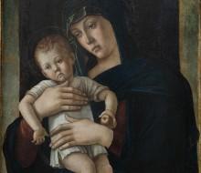 Madonna con il Bambino (Madonna Greca)