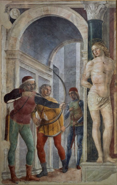 Martyrdom of St. Sebastian