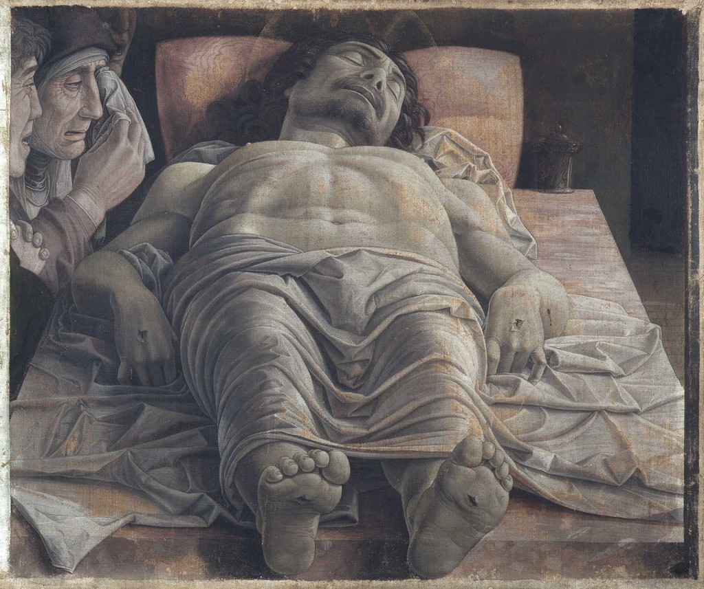 Attorno a Mantegna e Carracci