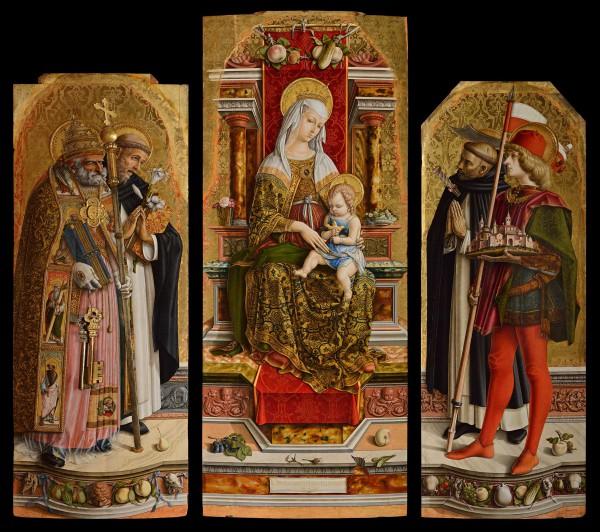 Trittico di Camerino (Trittico di San Domenico)